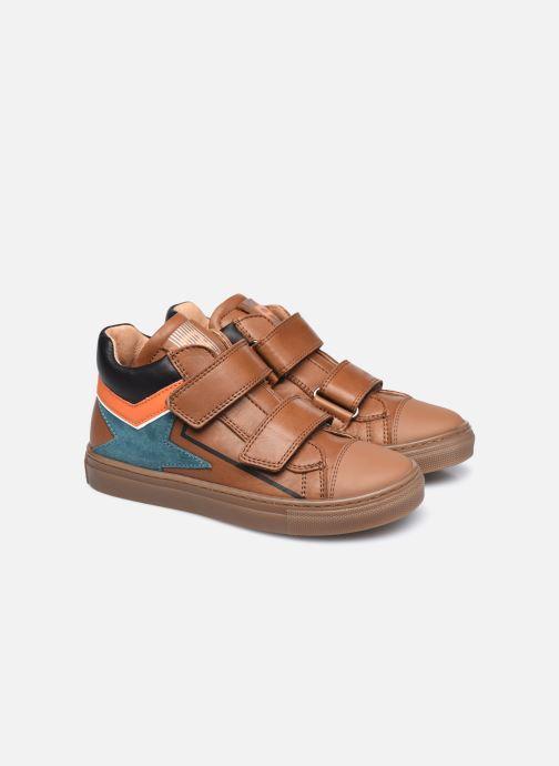 Sneakers Romagnoli 6515R838 Bruin 3/4'