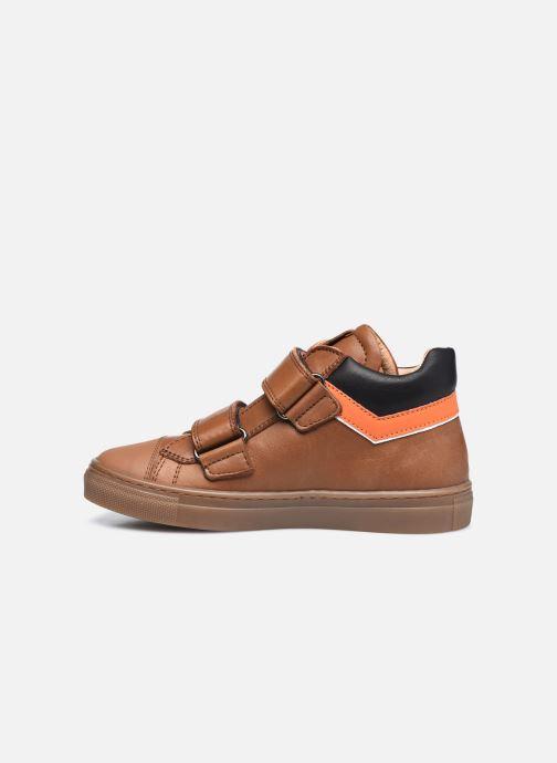 Sneakers Romagnoli 6515R838 Bruin voorkant