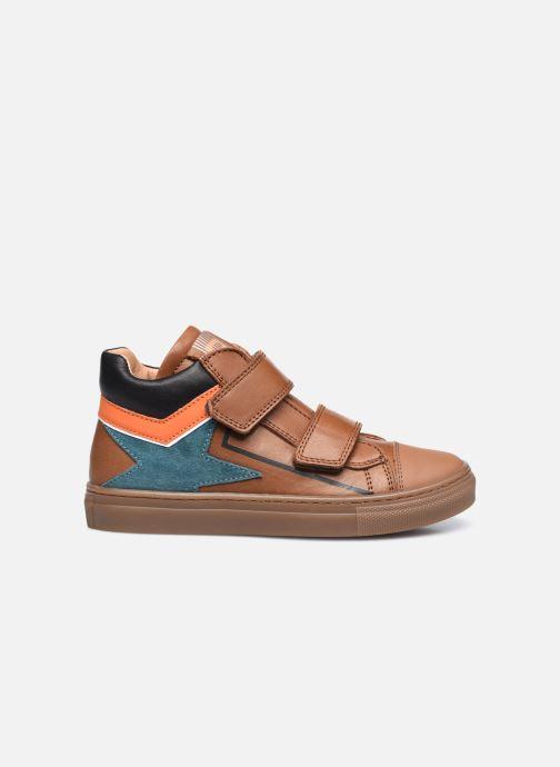Sneakers Romagnoli 6515R838 Bruin achterkant