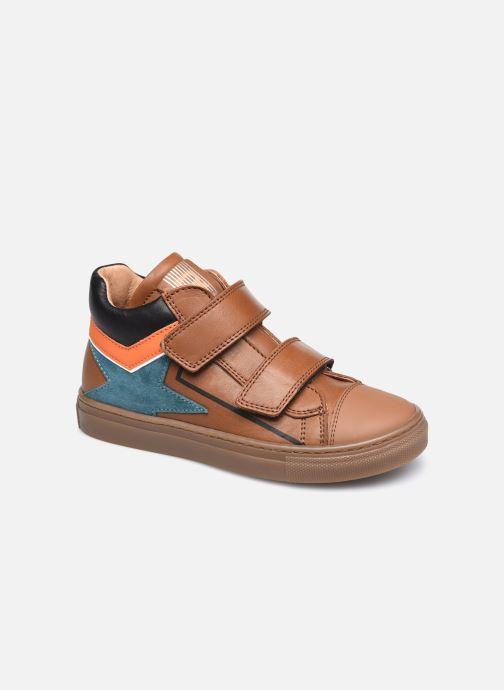 Sneakers Romagnoli 6515R838 Bruin detail