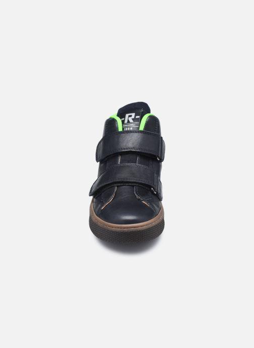 Baskets Romagnoli 6572R702 Bleu vue portées chaussures