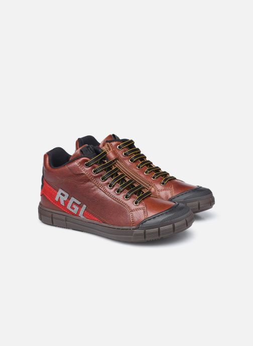 Sneakers Romagnoli 6560R778 Marrone immagine 3/4