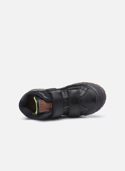 Sneakers Romagnoli 6561-701 Blauw links