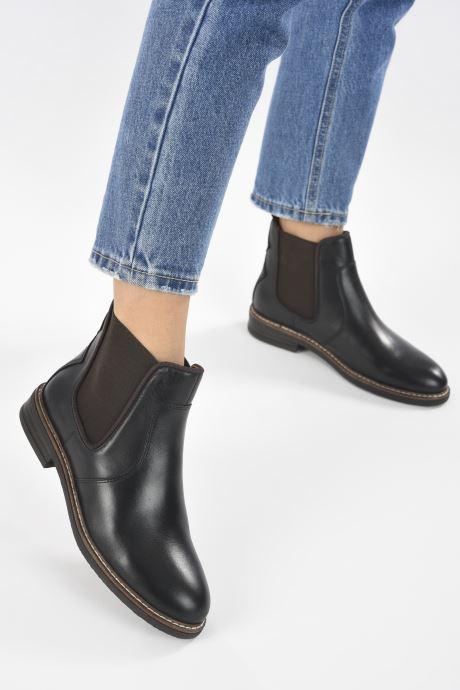 Boots en enkellaarsjes Pikolinos ALDAYA W8J-8751C1 Zwart onder