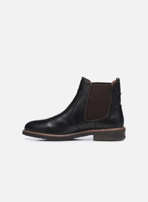 Boots en enkellaarsjes Pikolinos ALDAYA W8J-8751C1 Zwart voorkant