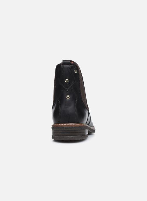 Boots en enkellaarsjes Pikolinos ALDAYA W8J-8751C1 Zwart rechts