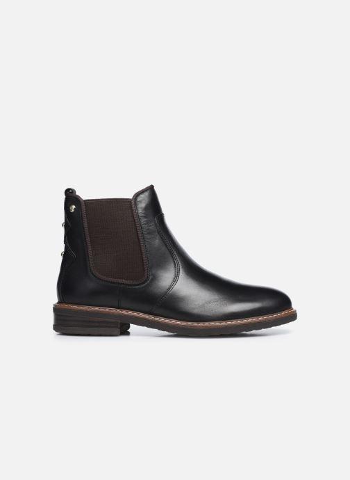 Boots en enkellaarsjes Pikolinos ALDAYA W8J-8751C1 Zwart achterkant