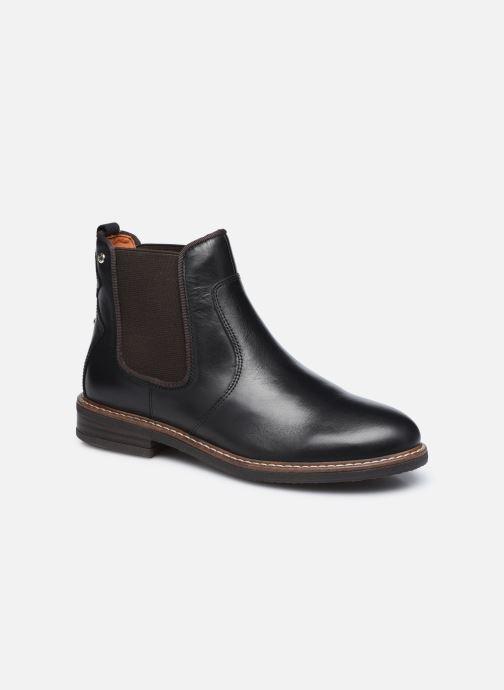 Boots en enkellaarsjes Pikolinos ALDAYA W8J-8751C1 Zwart detail