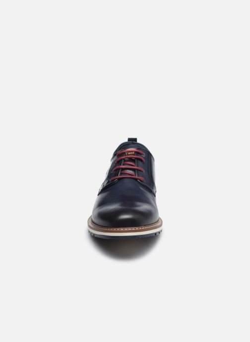 Zapatos con cordones Pikolinos BERNA M8J-4314 Azul vista del modelo