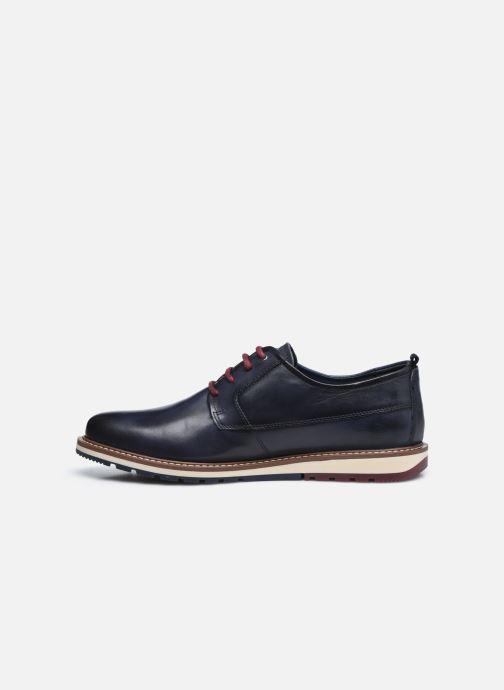 Zapatos con cordones Pikolinos BERNA M8J-4314 Azul vista de frente