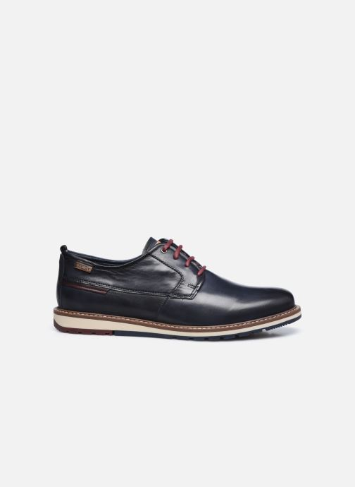 Zapatos con cordones Pikolinos BERNA M8J-4314 Azul vistra trasera