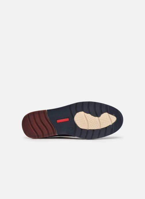 Zapatos con cordones Pikolinos BERNA M8J-4314 Marrón vista de arriba