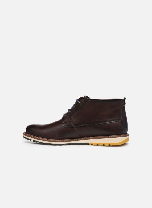 Stiefeletten & Boots Pikolinos BERNA M8J-8198 braun ansicht von vorne