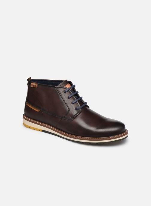 Stiefeletten & Boots Pikolinos BERNA M8J-8198 braun detaillierte ansicht/modell