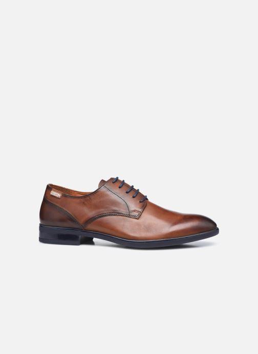 Zapatos con cordones Pikolinos BRISTOL M7J-4187C3 Marrón vistra trasera