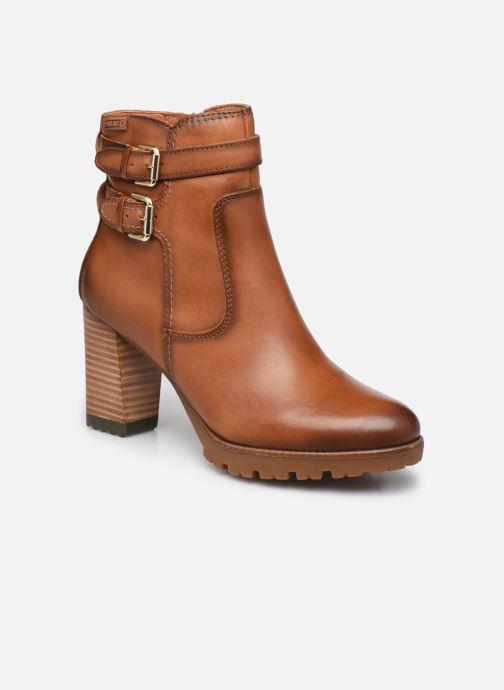 Boots en enkellaarsjes Dames CONNELLY W7M-8854