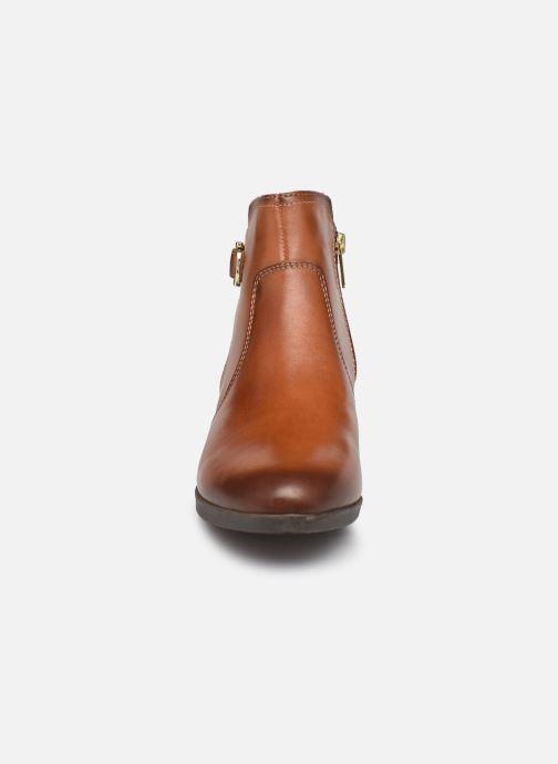 Stiefeletten & Boots Pikolinos DAROCA W1U-8759 braun schuhe getragen