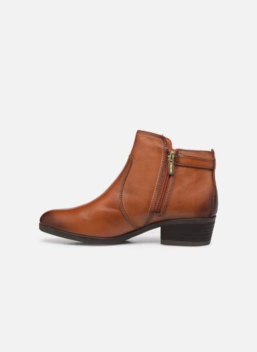 Stiefeletten & Boots Pikolinos DAROCA W1U-8759 braun ansicht von vorne