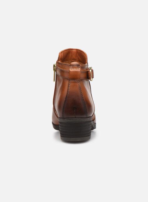 Stiefeletten & Boots Pikolinos DAROCA W1U-8759 braun ansicht von rechts