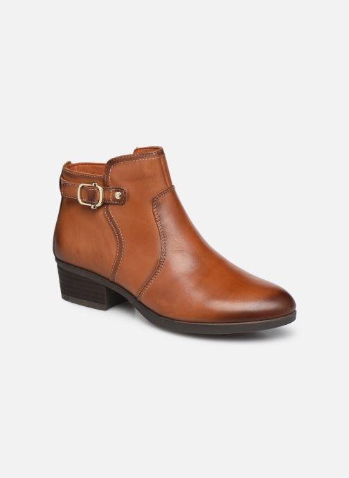 Stiefeletten & Boots Pikolinos DAROCA W1U-8759 braun detaillierte ansicht/modell