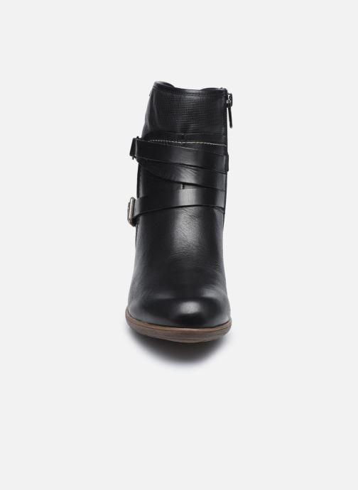 Stiefeletten & Boots Pikolinos ROTTERDAM 902-8593 schwarz schuhe getragen