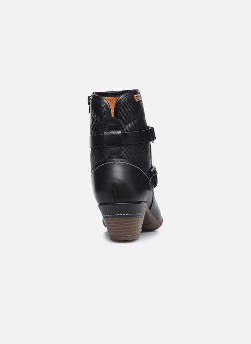 Stiefeletten & Boots Pikolinos ROTTERDAM 902-8593 schwarz ansicht von rechts