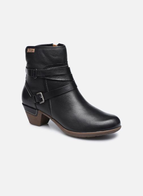 Stiefeletten & Boots Pikolinos ROTTERDAM 902-8593 schwarz detaillierte ansicht/modell