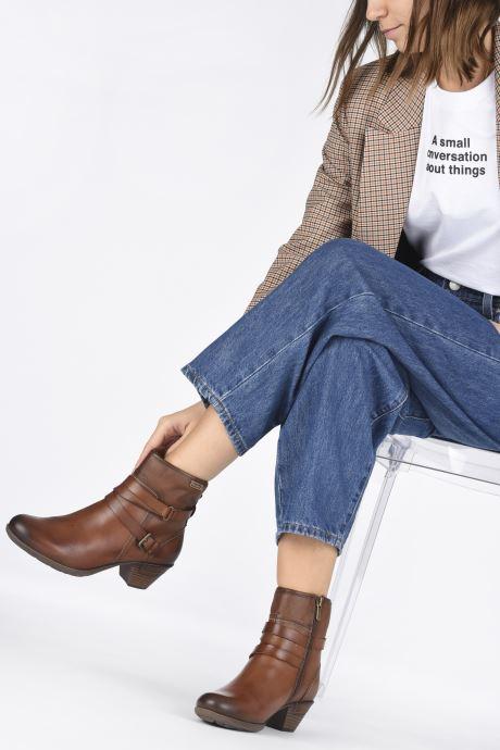 Stiefeletten & Boots Pikolinos ROTTERDAM 902-8593 braun ansicht von unten / tasche getragen