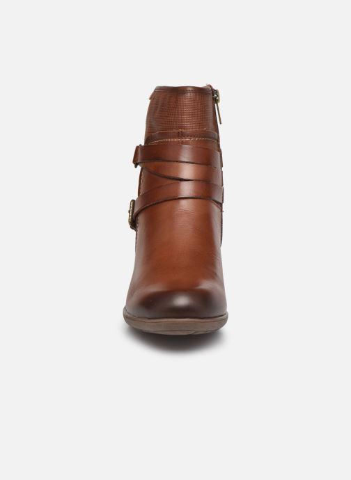 Boots en enkellaarsjes Pikolinos ROTTERDAM 902-8593 Bruin model