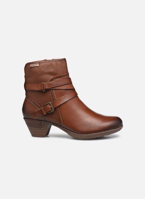 Boots en enkellaarsjes Pikolinos ROTTERDAM 902-8593 Bruin achterkant