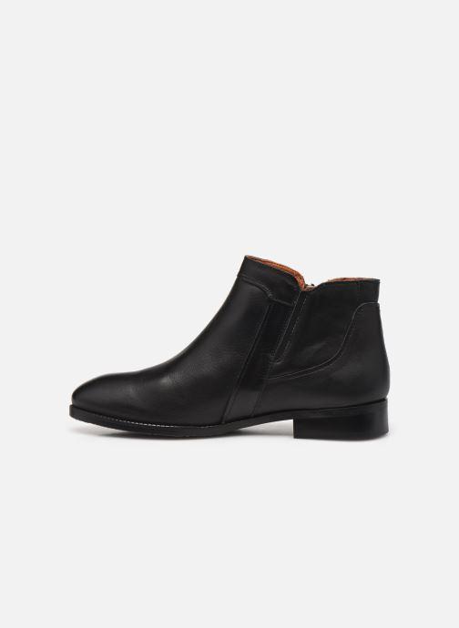 Stiefeletten & Boots Pikolinos ROYAL W4D-8799 schwarz ansicht von vorne