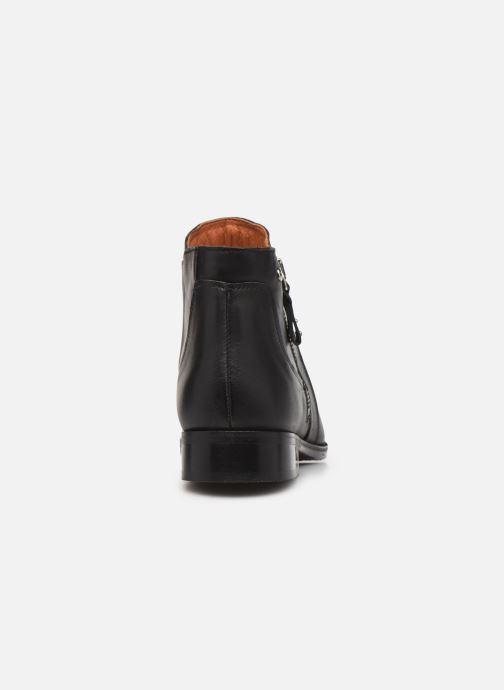 Stiefeletten & Boots Pikolinos ROYAL W4D-8799 schwarz ansicht von rechts