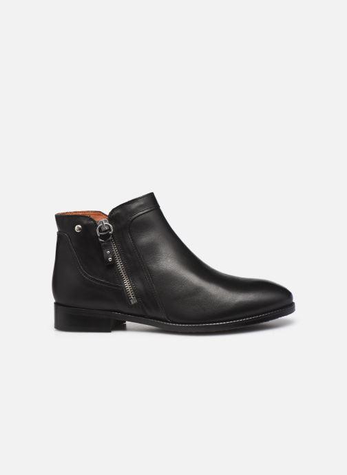 Stiefeletten & Boots Pikolinos ROYAL W4D-8799 schwarz ansicht von hinten