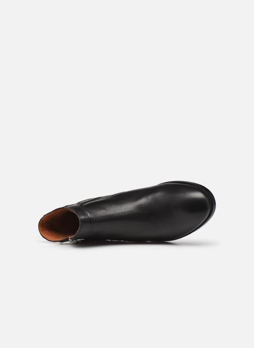 Stiefeletten & Boots Pikolinos ROYAL W4D-8799 schwarz ansicht von links