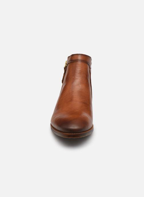Bottines et boots Pikolinos ROYAL W4D-8799 Marron vue portées chaussures