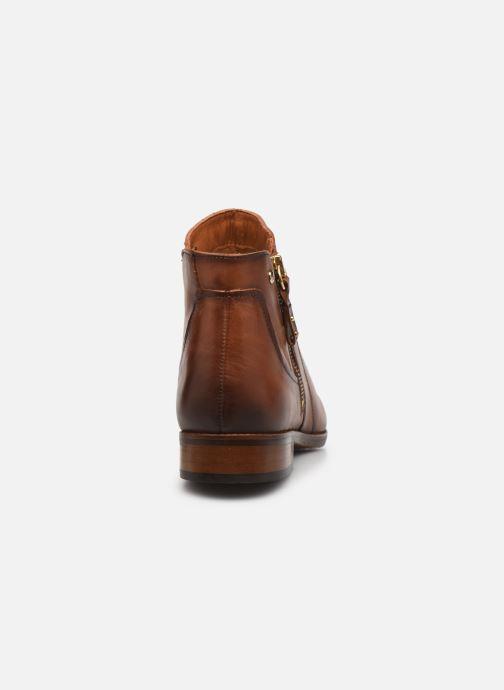 Bottines et boots Pikolinos ROYAL W4D-8799 Marron vue droite