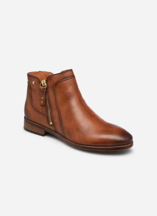 Bottines et boots Pikolinos ROYAL W4D-8799 Marron vue détail/paire