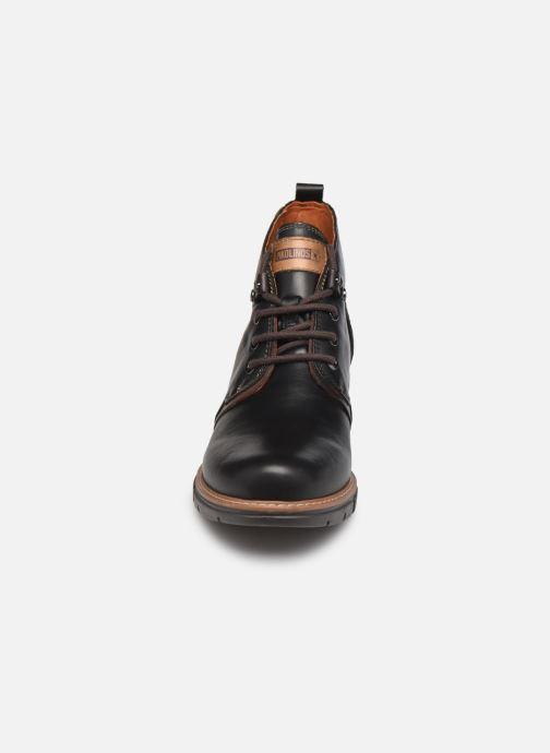 Stiefeletten & Boots Pikolinos SAN SEBASTIA W1T-8776 schwarz schuhe getragen