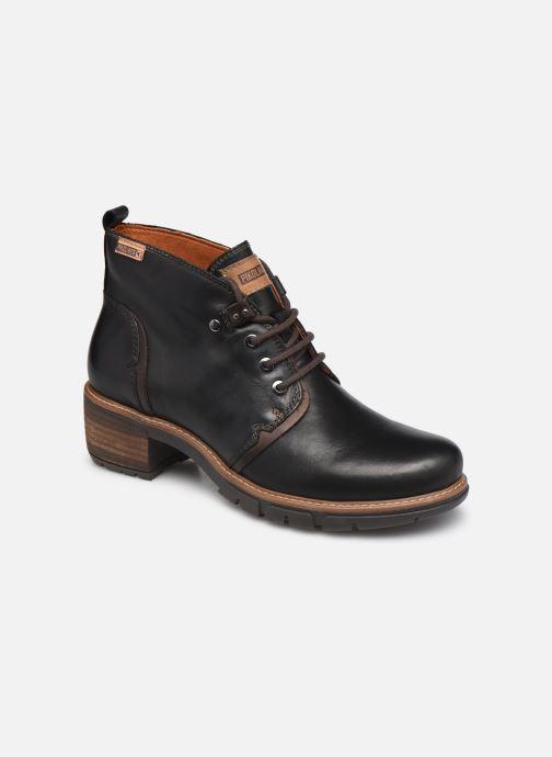 Stiefeletten & Boots Pikolinos SAN SEBASTIA W1T-8776 schwarz detaillierte ansicht/modell