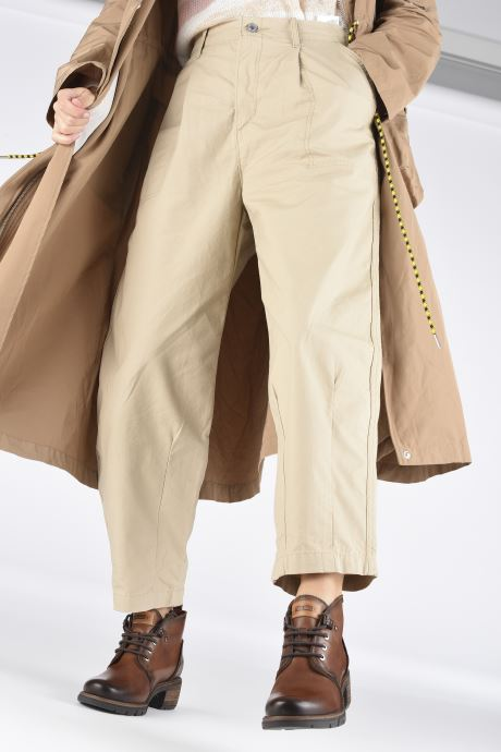 Stiefeletten & Boots Pikolinos SAN SEBASTIA W1T-8776 braun ansicht von unten / tasche getragen
