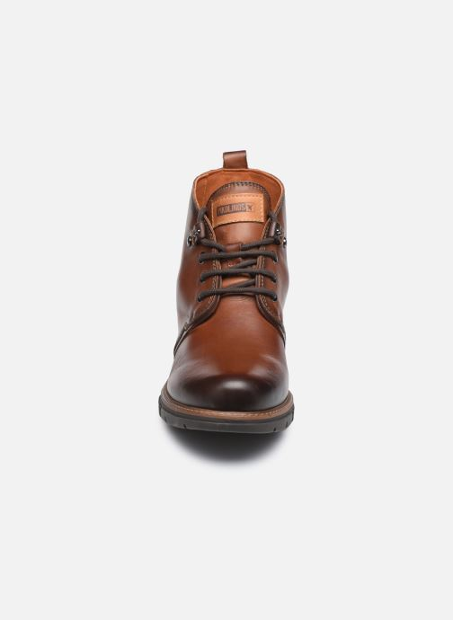 Stiefeletten & Boots Pikolinos SAN SEBASTIA W1T-8776 braun schuhe getragen