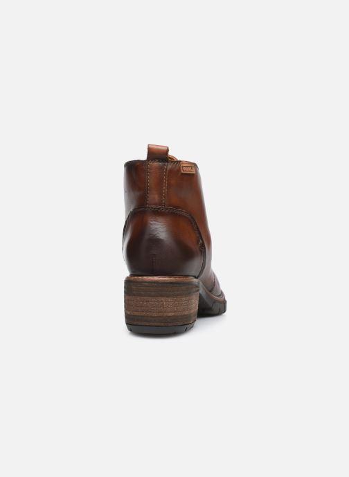 Stiefeletten & Boots Pikolinos SAN SEBASTIA W1T-8776 braun ansicht von rechts