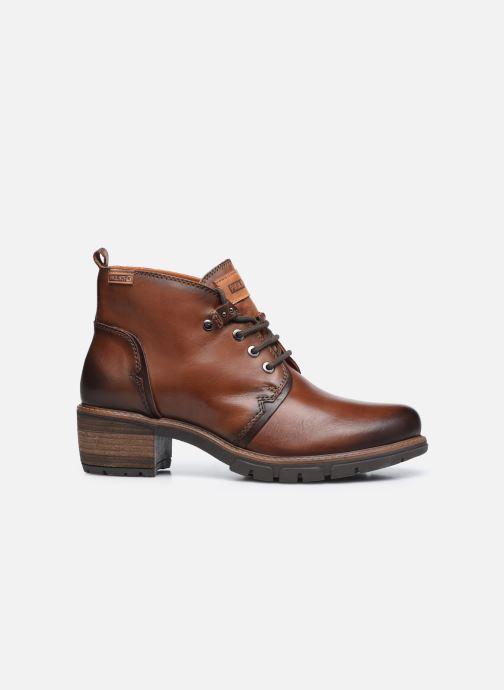 Boots en enkellaarsjes Pikolinos SAN SEBASTIA W1T-8776 Bruin achterkant