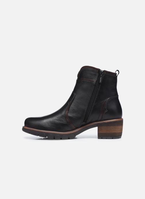 Bottines et boots Pikolinos SAN SEBASTIA W1T-8777 Noir vue face