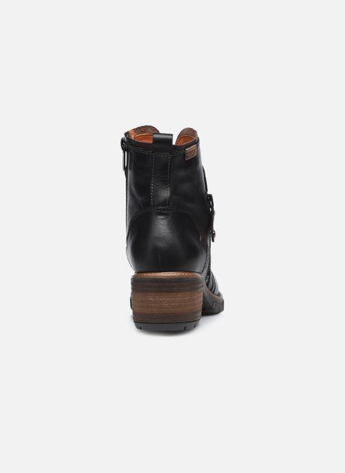 Bottines et boots Pikolinos SAN SEBASTIA W1T-8777 Noir vue droite