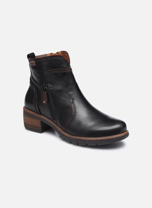 Bottines et boots Pikolinos SAN SEBASTIA W1T-8777 Noir vue détail/paire