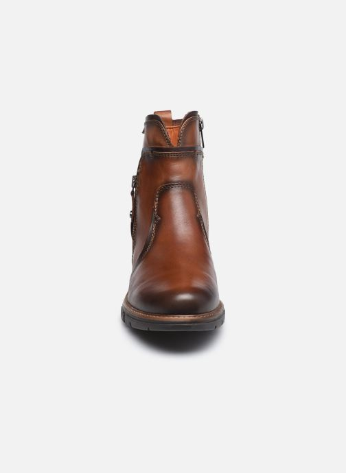 Boots en enkellaarsjes Pikolinos SAN SEBASTIA W1T-8777 Bruin model
