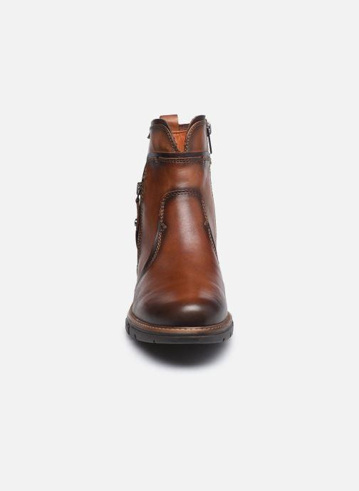 Bottines et boots Pikolinos SAN SEBASTIA W1T-8777 Marron vue portées chaussures
