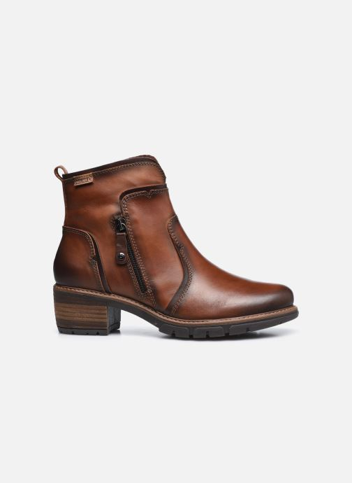Boots en enkellaarsjes Pikolinos SAN SEBASTIA W1T-8777 Bruin achterkant