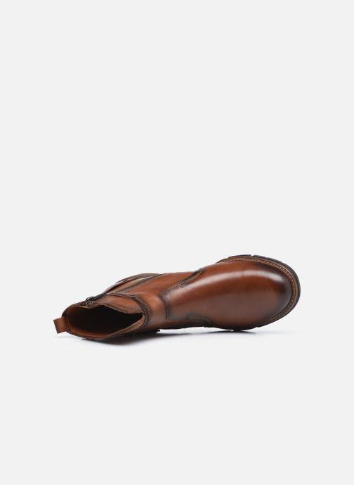 Boots en enkellaarsjes Pikolinos SAN SEBASTIA W1T-8777 Bruin links